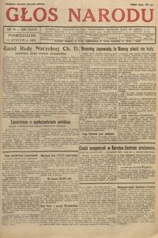 Głos Narodu. 1932, nr10