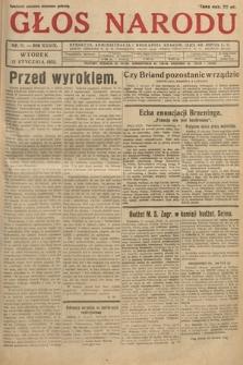 Głos Narodu. 1932, nr11