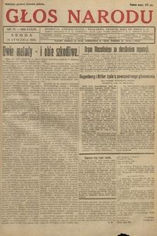 Głos Narodu. 1932, nr12