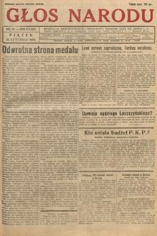 Głos Narodu. 1932, nr14