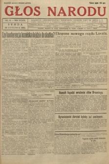 Głos Narodu. 1932, nr19