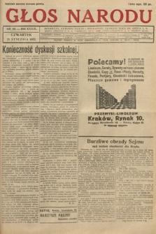 Głos Narodu. 1932, nr20
