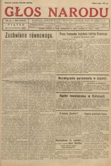 Głos Narodu. 1932, nr21