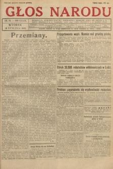 Głos Narodu. 1932, nr25