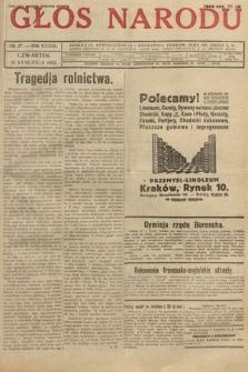 Głos Narodu. 1932, nr27