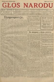 Głos Narodu. 1932, nr29