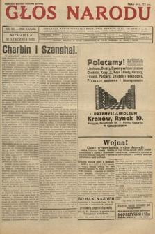 Głos Narodu. 1932, nr30