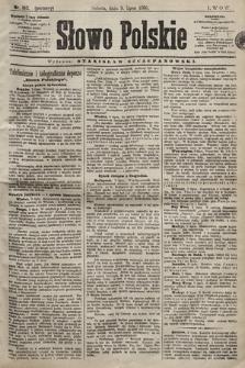 Słowo Polskie. 1898, nr162 (poranny)