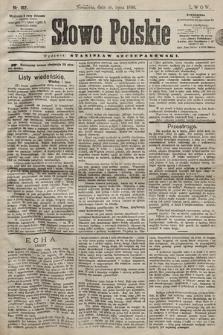 Słowo Polskie. 1898, nr162