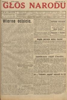 Głos Narodu. 1932, nr36