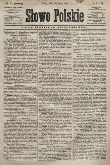 Słowo Polskie. 1898, nr171 (poranny)