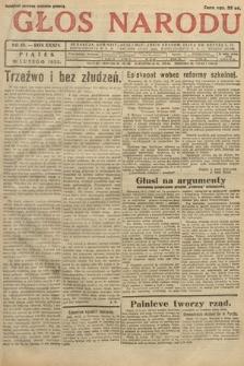 Głos Narodu. 1932, nr49