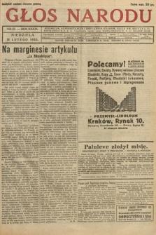 Głos Narodu. 1932, nr51