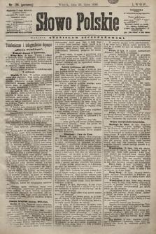 Słowo Polskie. 1898, nr176 (poranny)