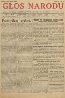 Głos Narodu. 1932, nr56