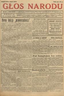 Głos Narodu. 1932, nr57