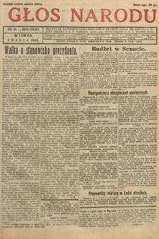 Głos Narodu. 1932, nr60