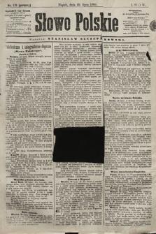 Słowo Polskie. 1898, nr179 (poranny)