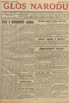Głos Narodu. 1932, nr61