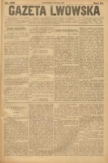 Gazeta Lwowska. 1883, nr 276