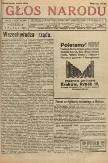 Głos Narodu. 1932, nr65