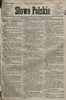 Słowo Polskie. 1898, nr182 (poranny)