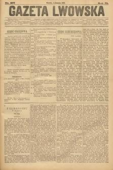 Gazeta Lwowska. 1883, nr 277