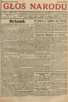 Głos Narodu. 1932, nr68