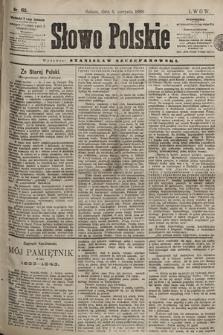 Słowo Polskie. 1898, nr185