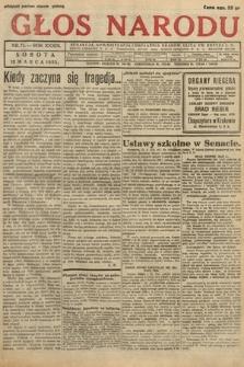Głos Narodu. 1932, nr71