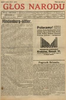 Głos Narodu. 1932, nr72