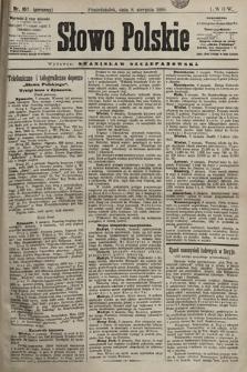 Słowo Polskie. 1898, nr187 (poranny)