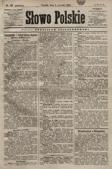 Słowo Polskie. 1898, nr188 (poranny)