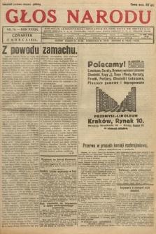 Głos Narodu. 1932, nr76