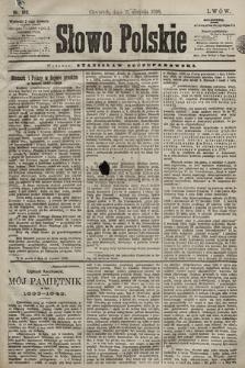 Słowo Polskie. 1898, nr189