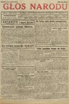 Głos Narodu. 1932, nr80