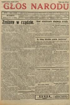Głos Narodu. 1932, nr81