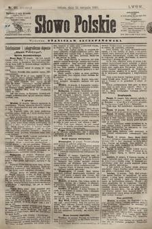 Słowo Polskie. 1898, nr192 (poranny)