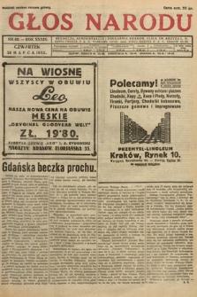 Głos Narodu. 1932, nr83