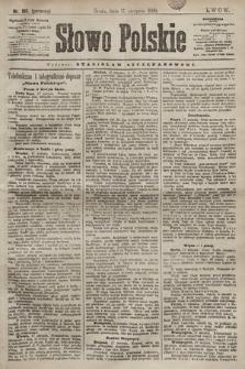 Słowo Polskie. 1898, nr195 (poranny)