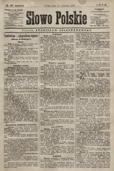 Słowo Polskie. 1898, nr198 (poranny)