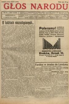 Głos Narodu. 1932, nr90