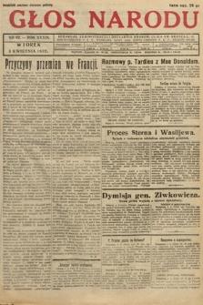Głos Narodu. 1932, nr92