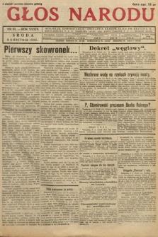 Głos Narodu. 1932, nr93