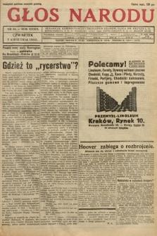 Głos Narodu. 1932, nr94