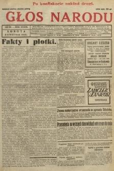 Głos Narodu. 1932, nr96
