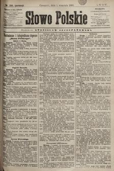 Słowo Polskie. 1898, nr208 (poranny)
