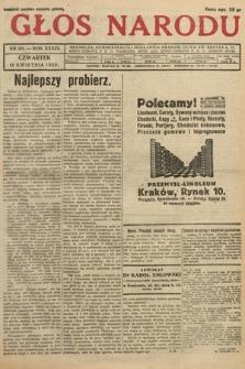 Głos Narodu. 1932, nr101