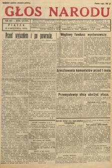 Głos Narodu. 1932, nr102