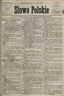 Słowo Polskie. 1898, nr211 (poranny)